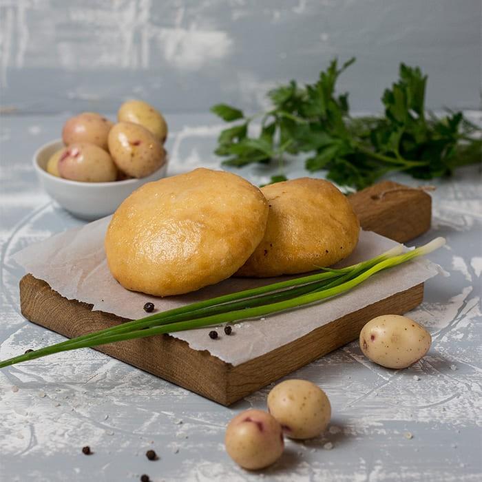 Пончини с картофелем