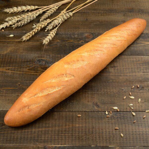 Хлеб багет белый