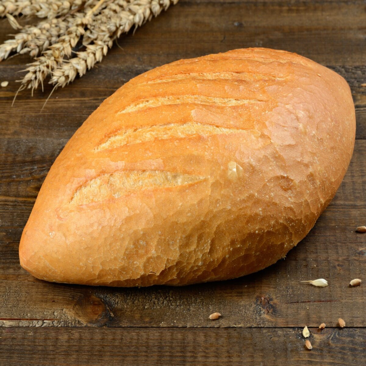 Хлеб батон деревенский
