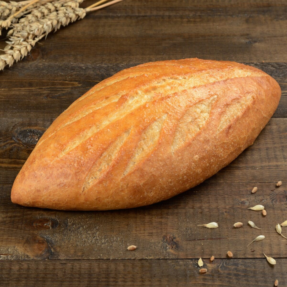 Хлеб бездрожжевой поддовый