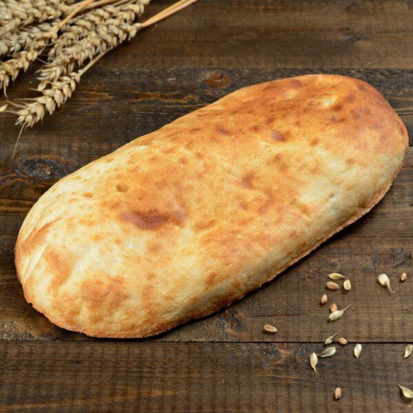 Хлеб лепешка деревенская