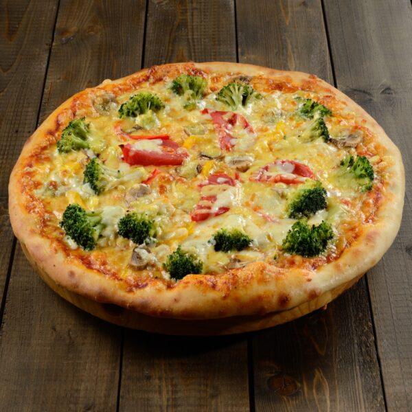 Пицца Овощная, 33 см