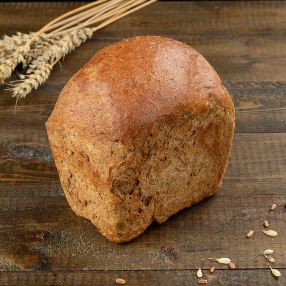 Хлеб серый кирпич