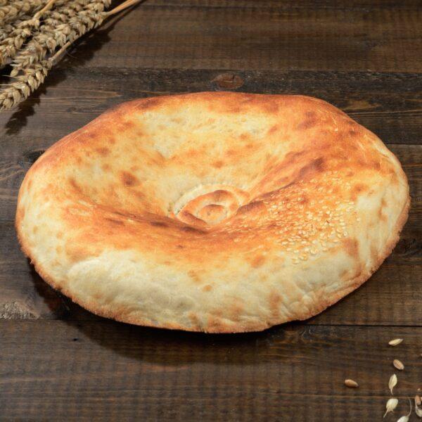 Хлеб лепешка узбекская